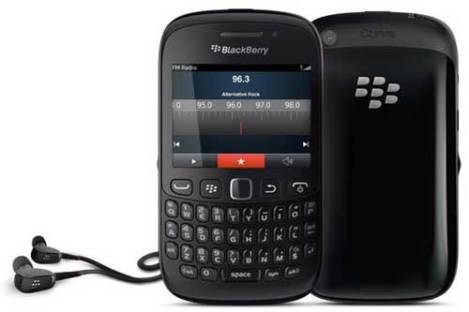 Kode - kode Perintah Rahasia Handphone Blackberry